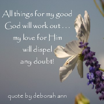 CHRISTian poetry by deborah ann ~ Quote All Things ~